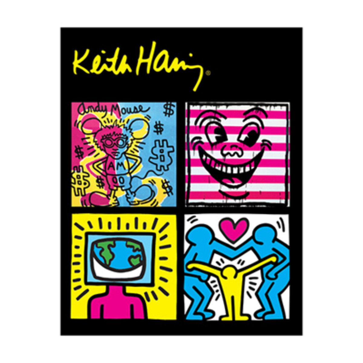 Keith Haring Keepsake Boxed Notecards