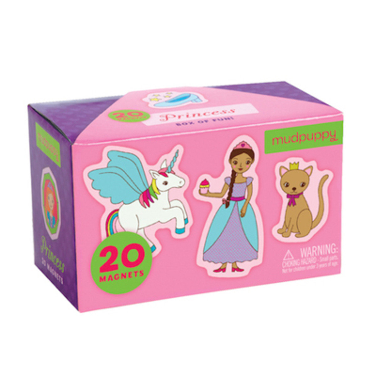 Princess Box of Magnets