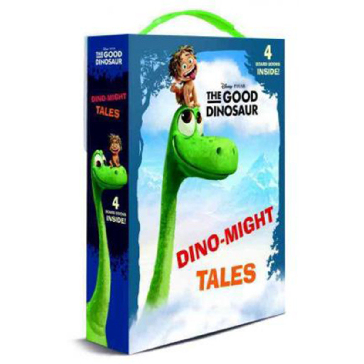 The Good Dinosaur: Dino-Might Tales