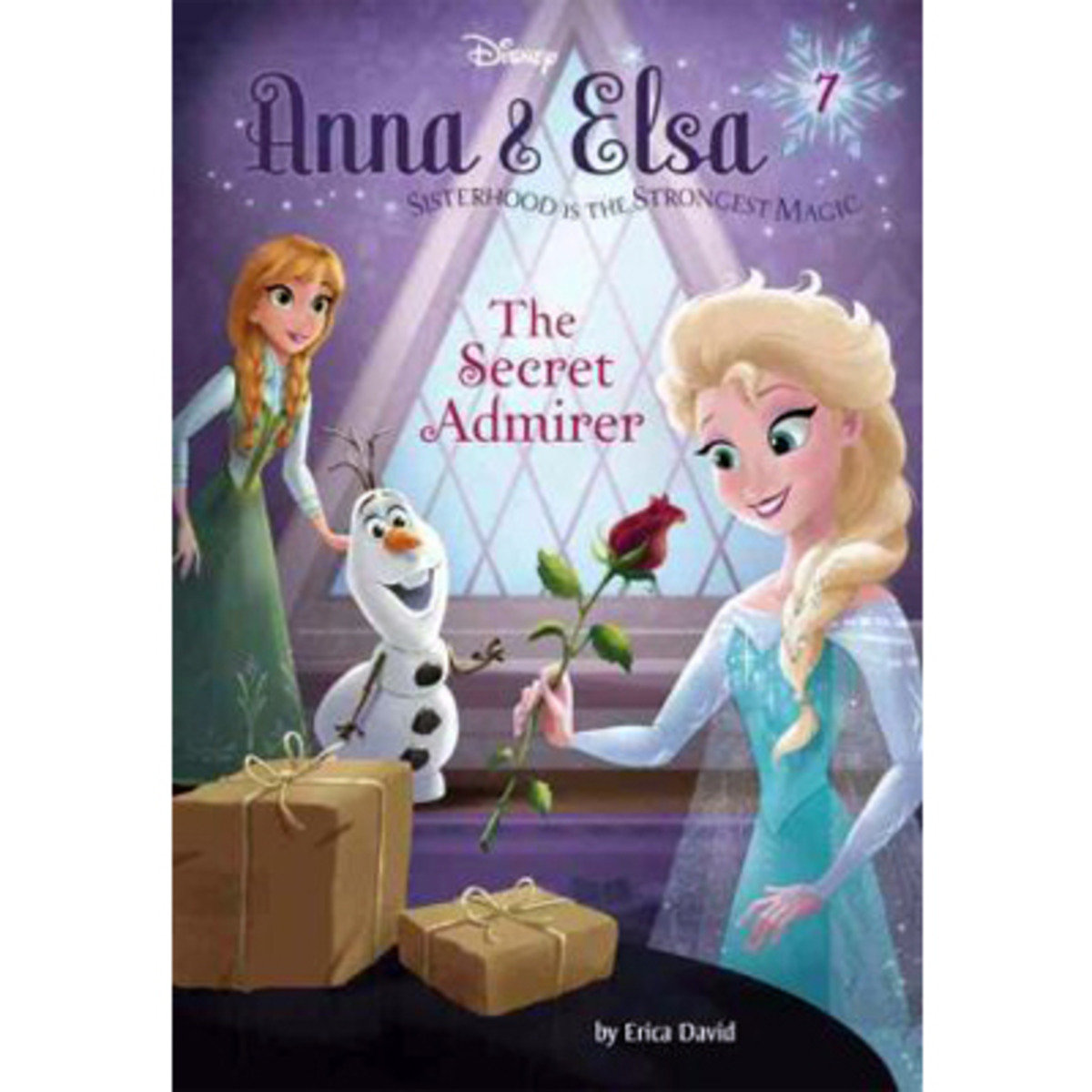 Anna & Elsa #7 The Secret Admirer