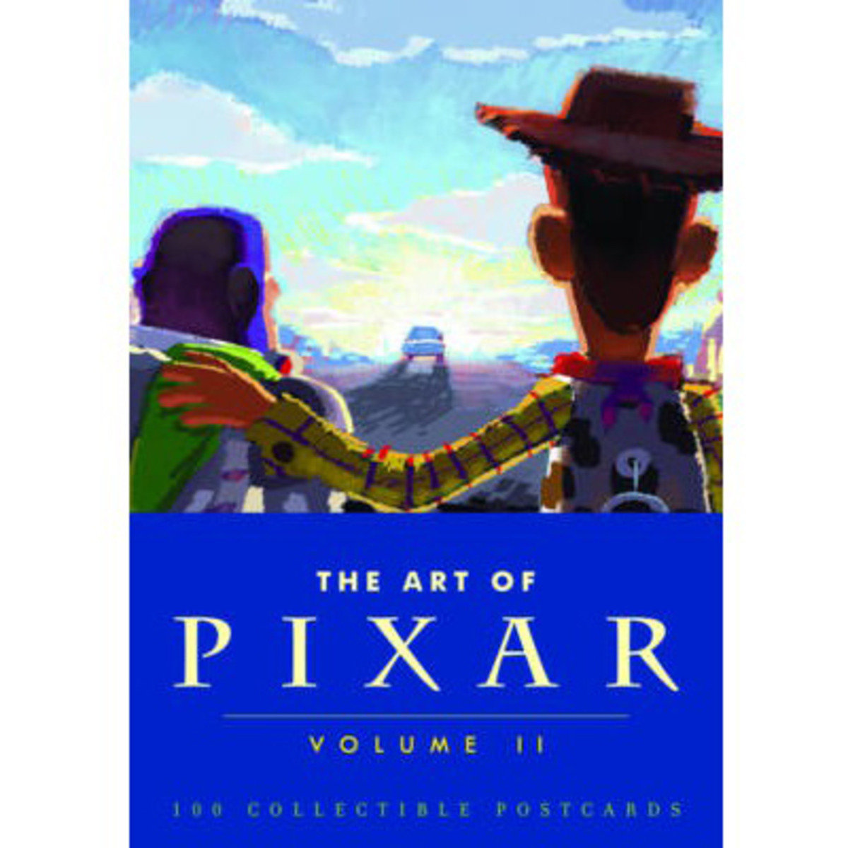 The Art of Pixar, Volume II: 100 Collectible Postcards