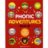 Phonic Adventures Book 2 (With Audio CD)