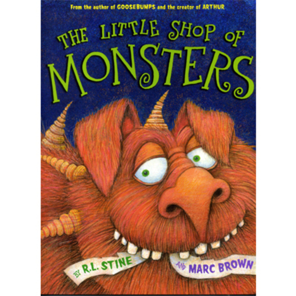 The Little Shop of Monsters 9780316348522