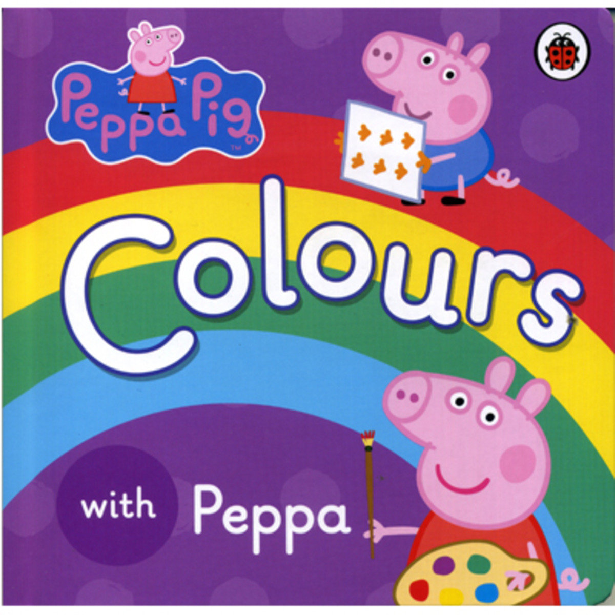 Peppa Pig: Colours 9780723297833