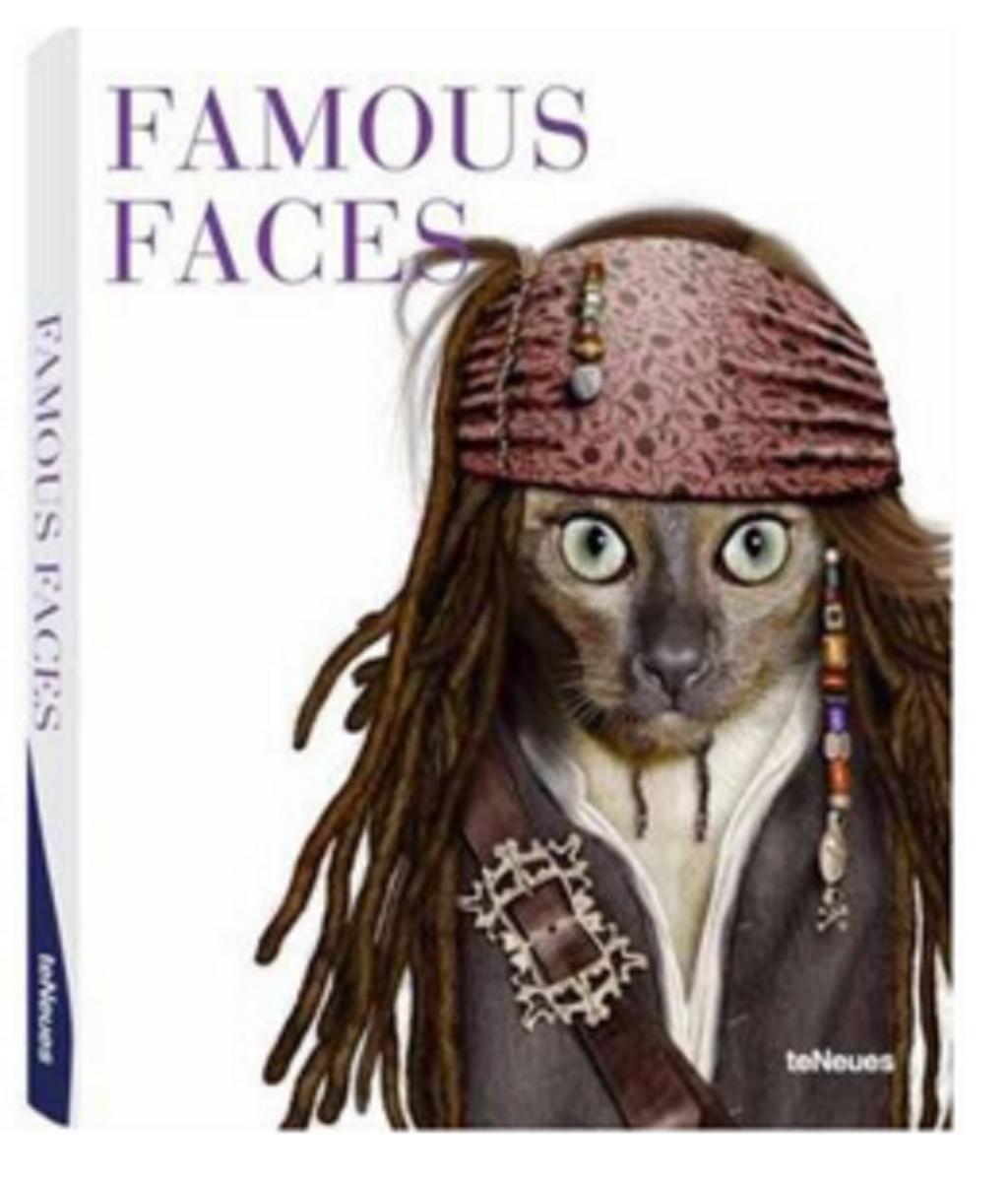 FAMOUS FACES 9783832795108