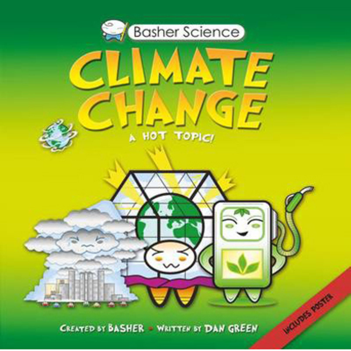 Basher Science: Climate Change 9780753437452