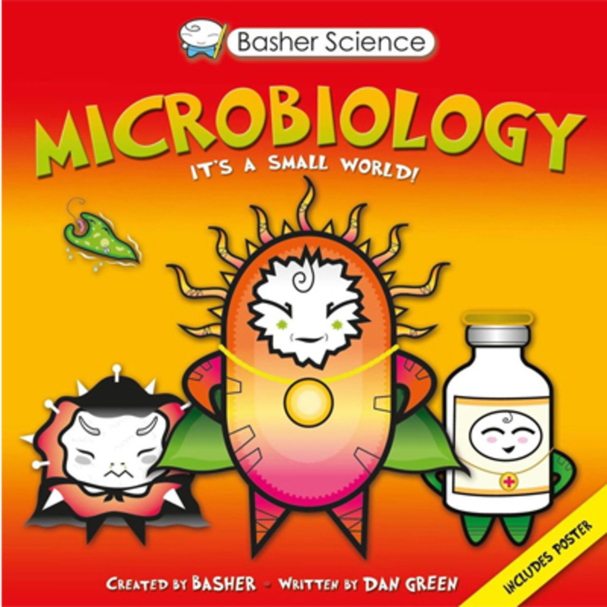 Basher Science: Microbiology 9780753437476