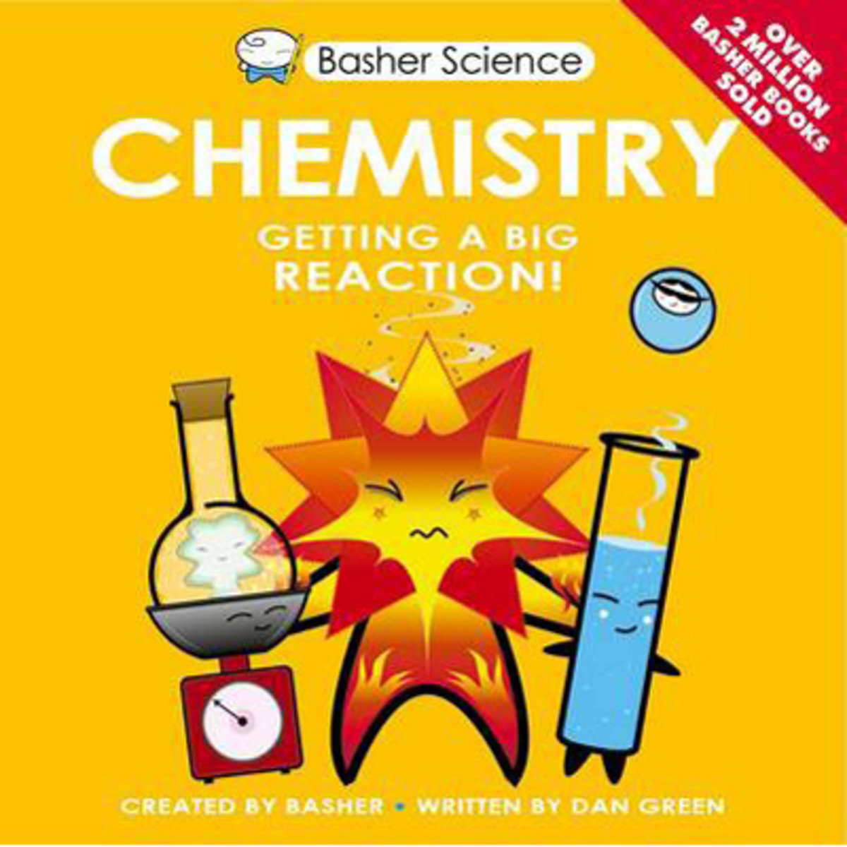 Basher Science: Chemistry 9780753437506