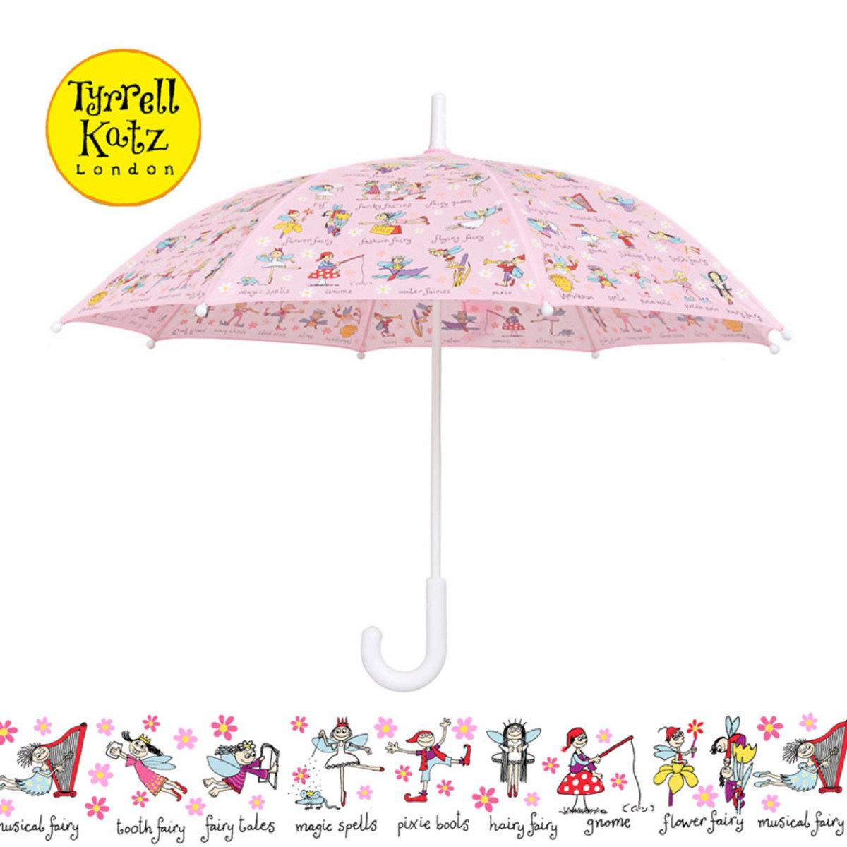 英國品牌幼童雨傘