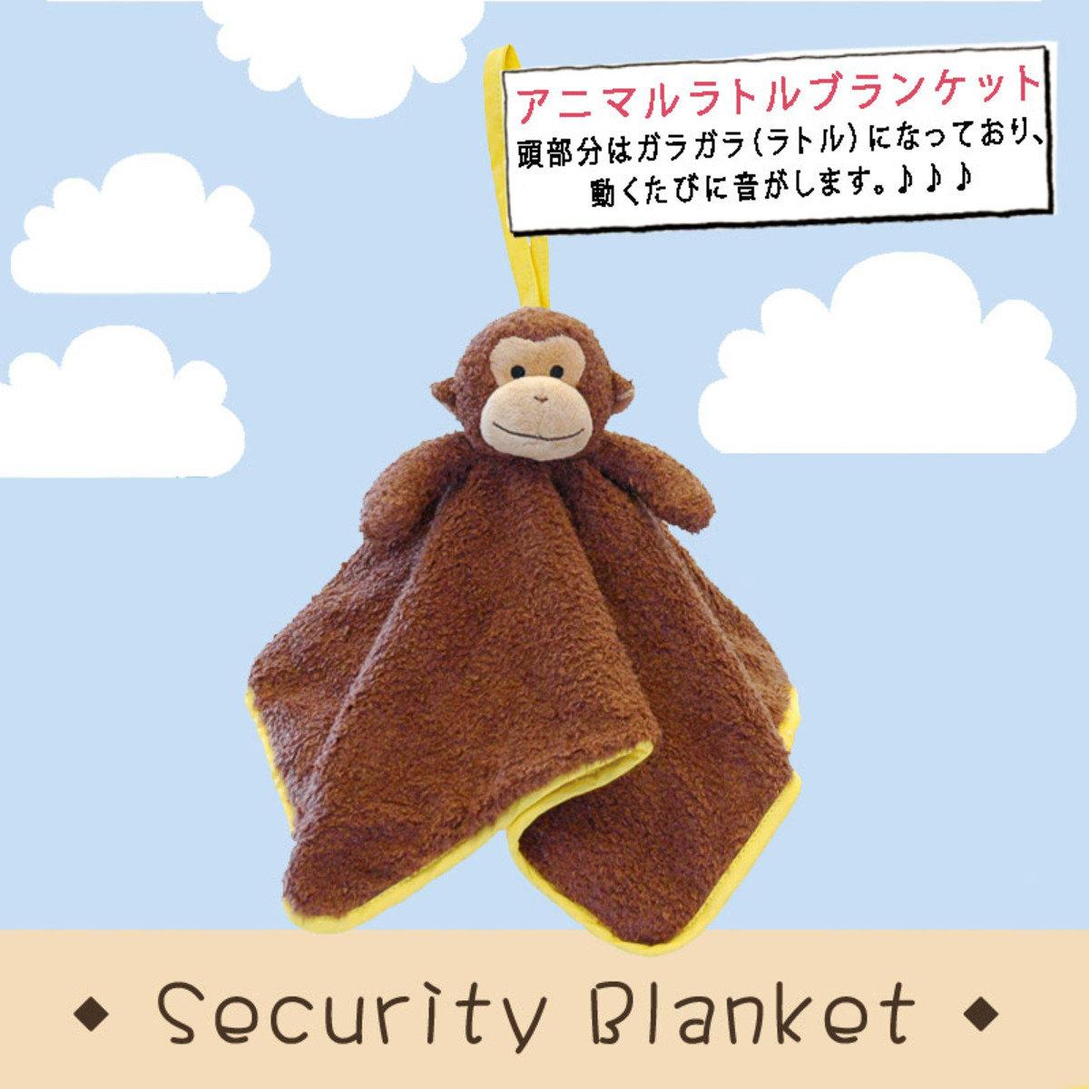 動物系列-動物嬰兒安撫巾 / 口水巾