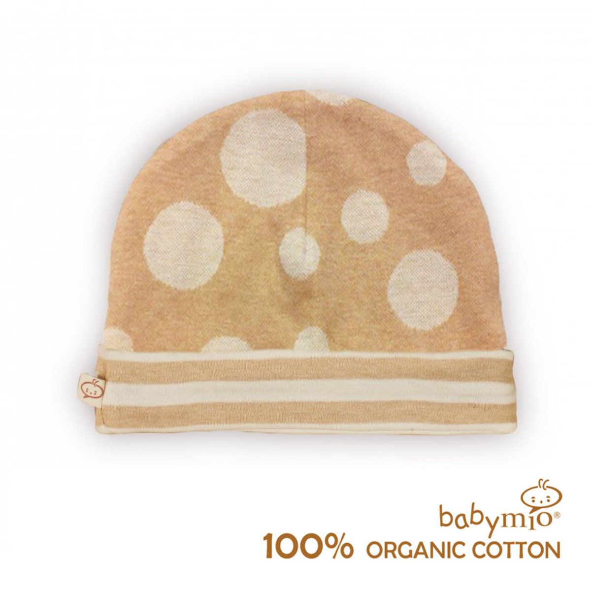 有機棉嬰兒帽子