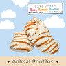 動物系列-動物造型小包鞋 / 學步鞋 / 寶寶鞋