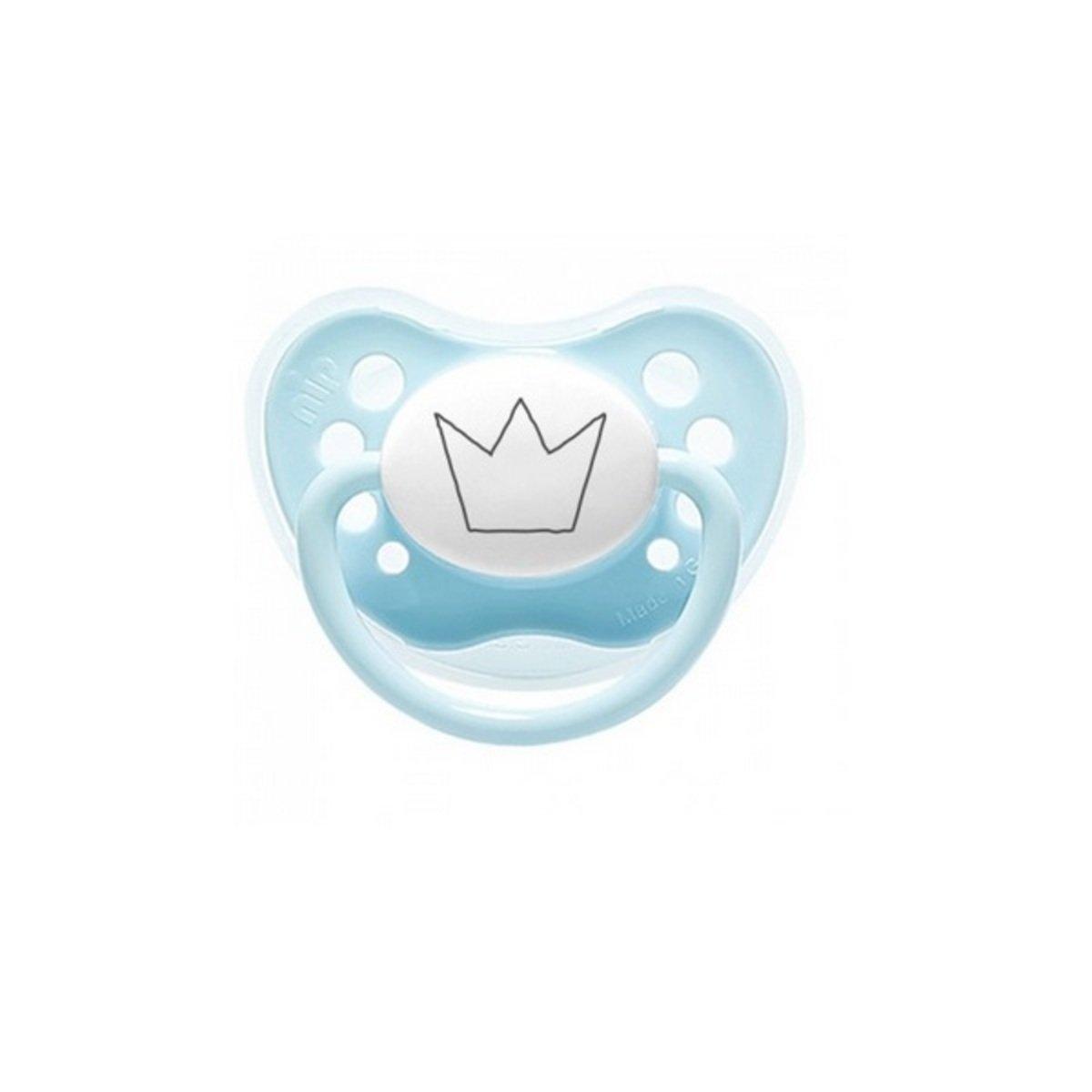 安撫奶咀 - 小皇冠