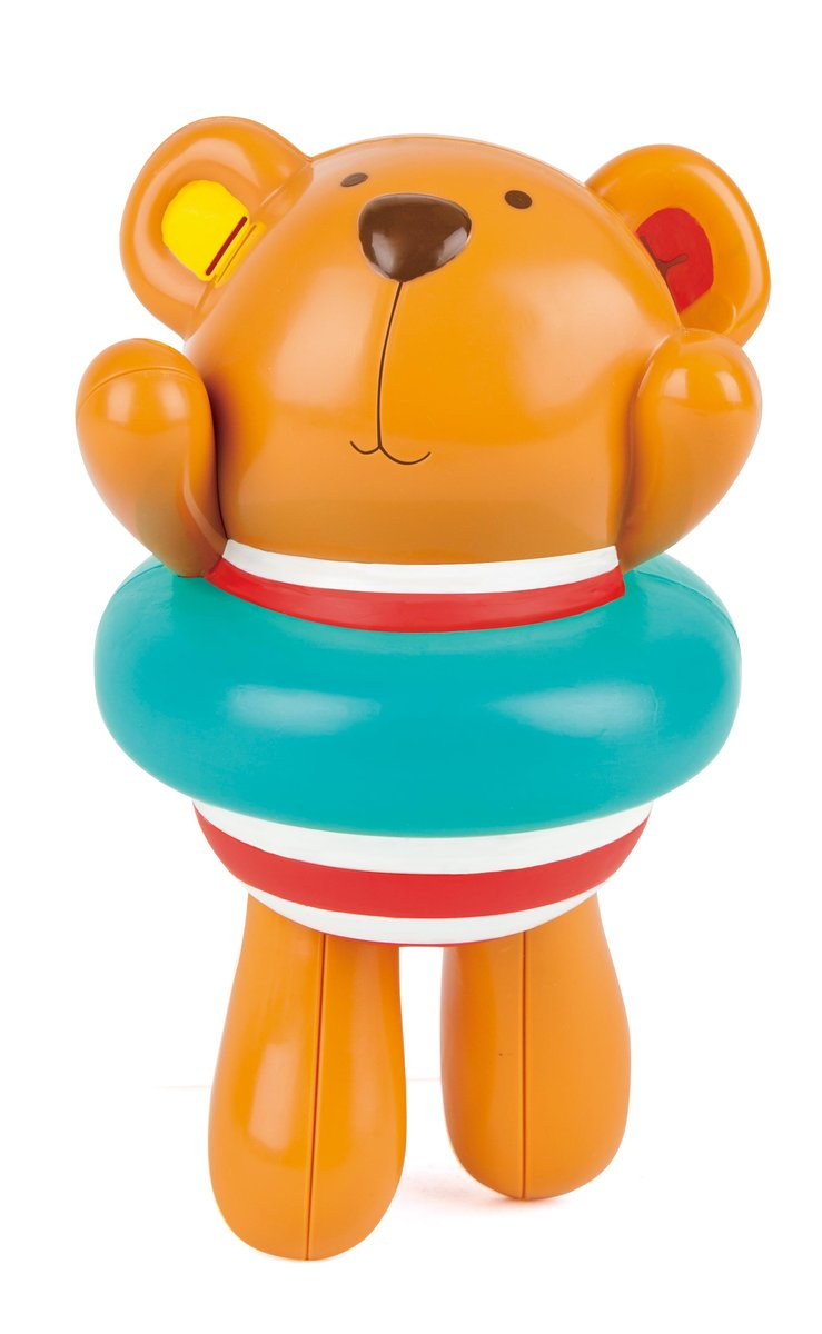 Hape | E0204-Swimmer Teddy Wind-Up Toy | HKTVmall Online Shopping