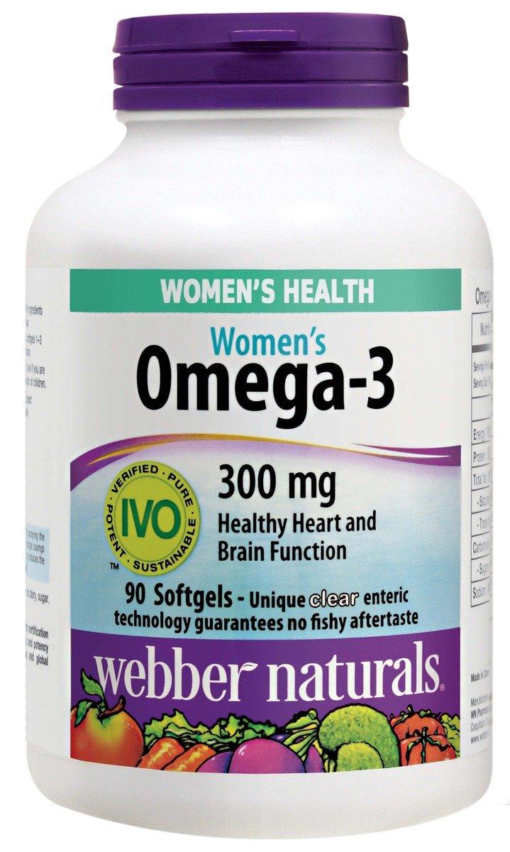 奧米加-3 (女性配方)