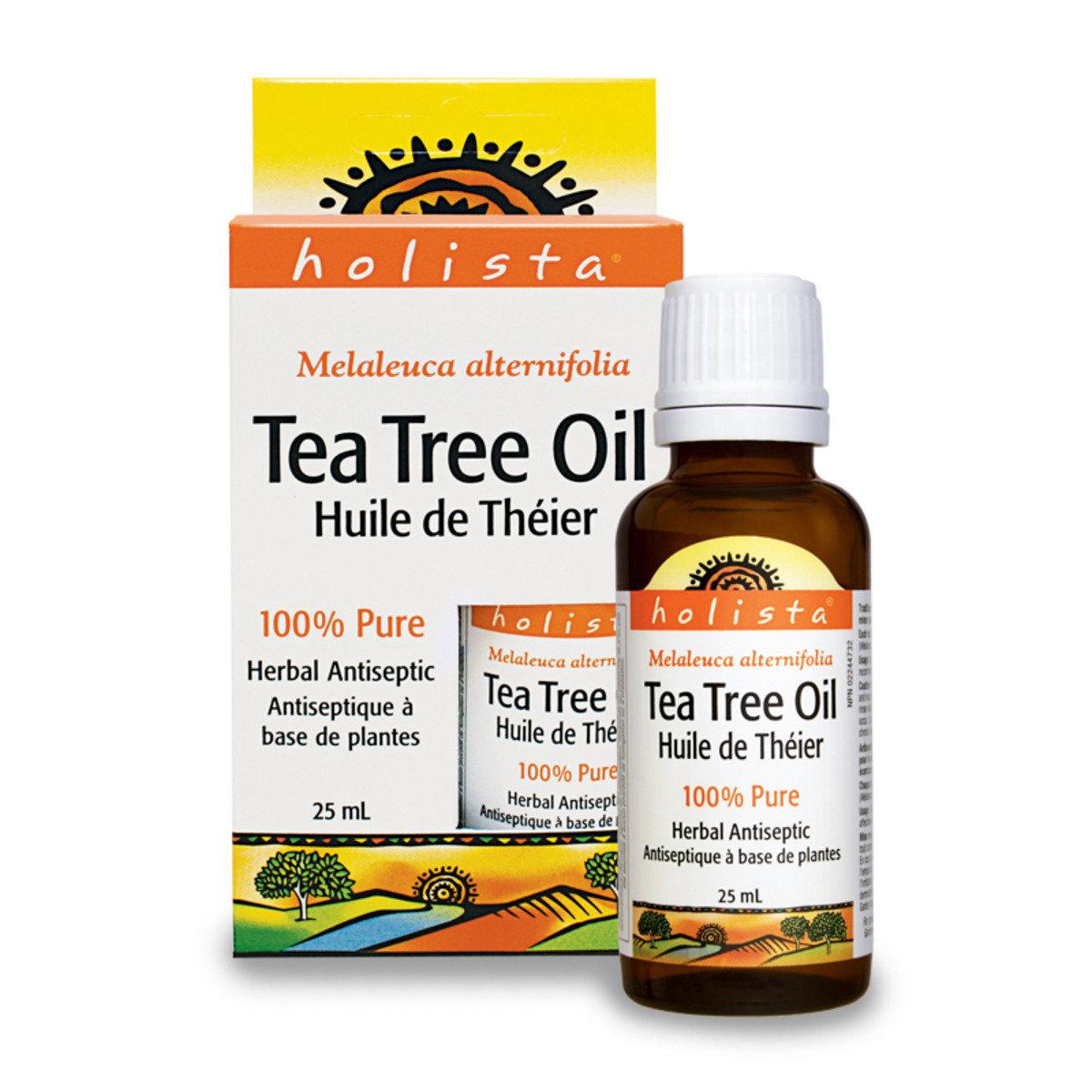 全效TTO茶樹油