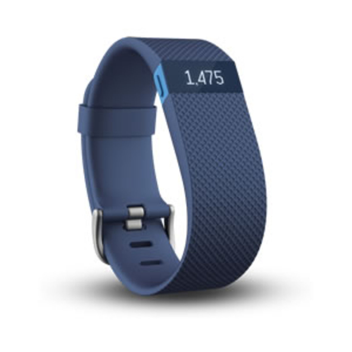 Fitbit Charge HR, Blue Large