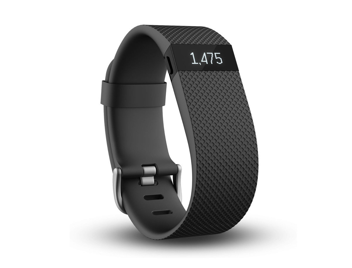 Fitbit Charge HR, Black Small