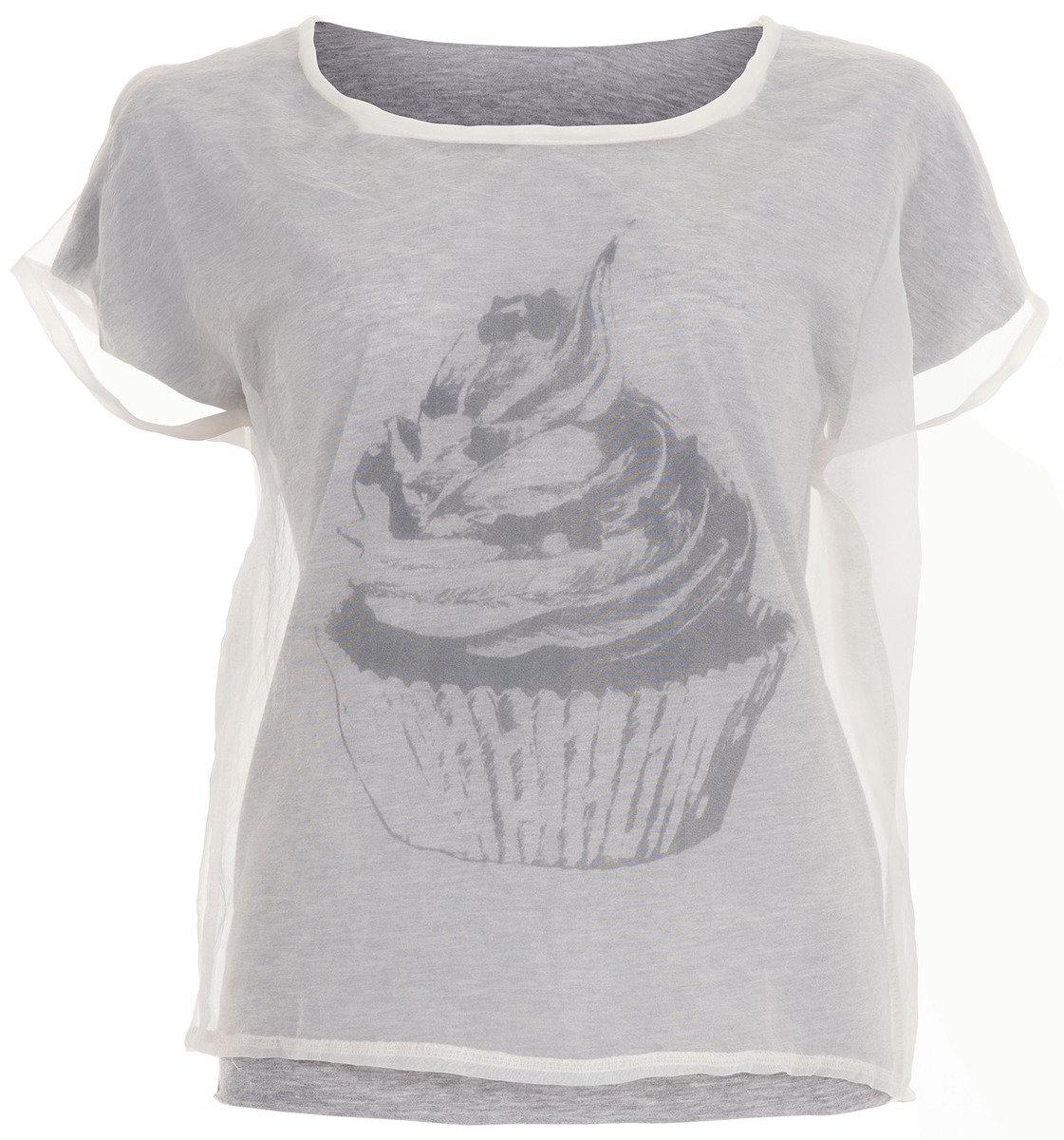 杯子蛋糕上衣連背心