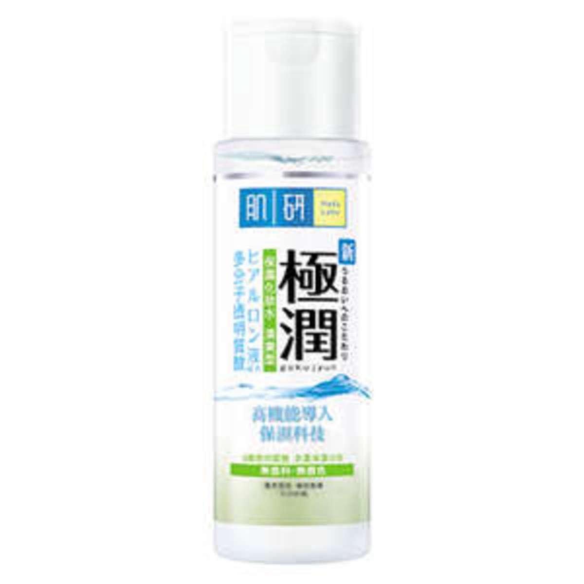 極潤保濕化妝水(清爽型) 170毫升
