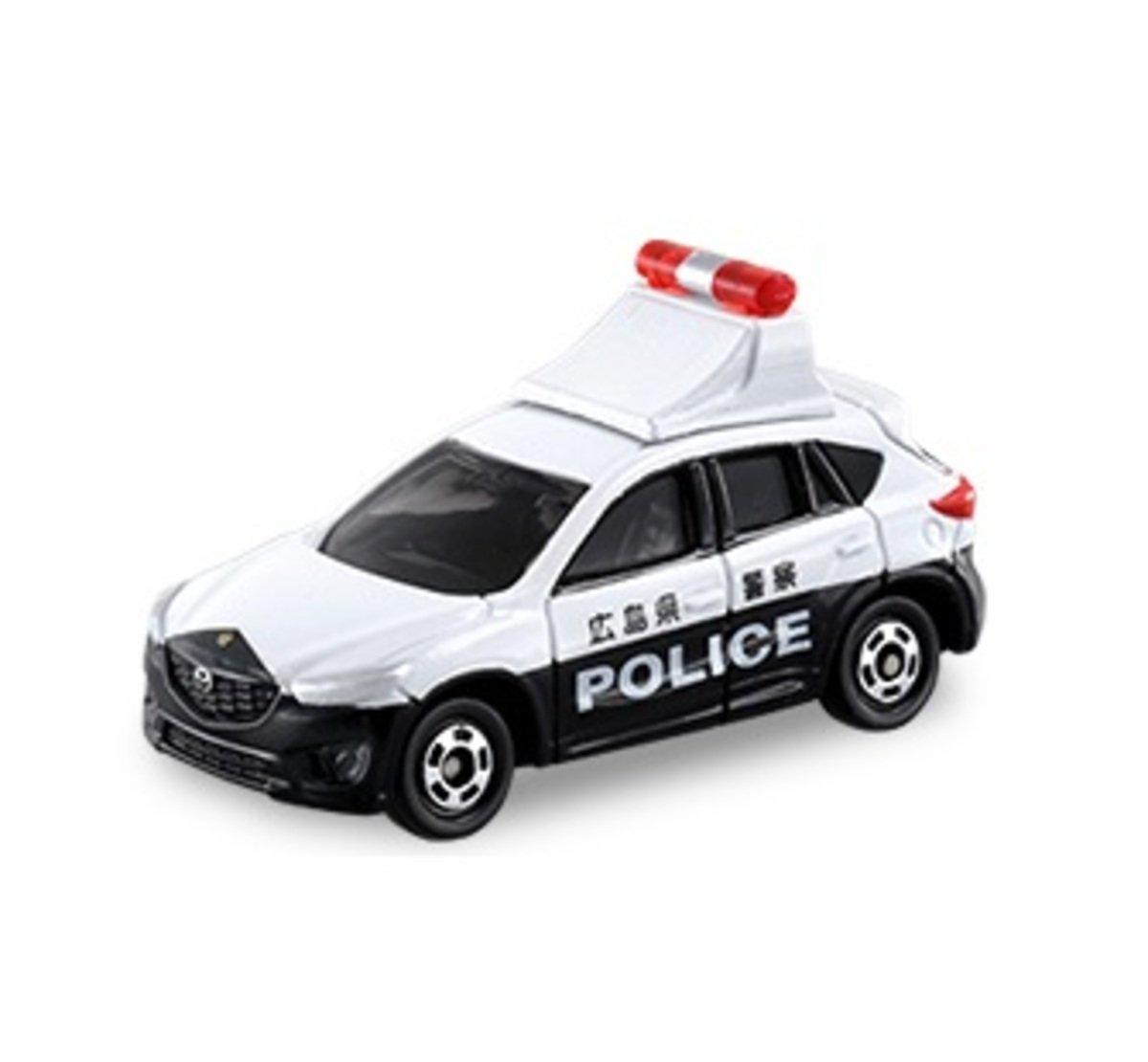 Tomy 82 Mazda CX-5 Police Car