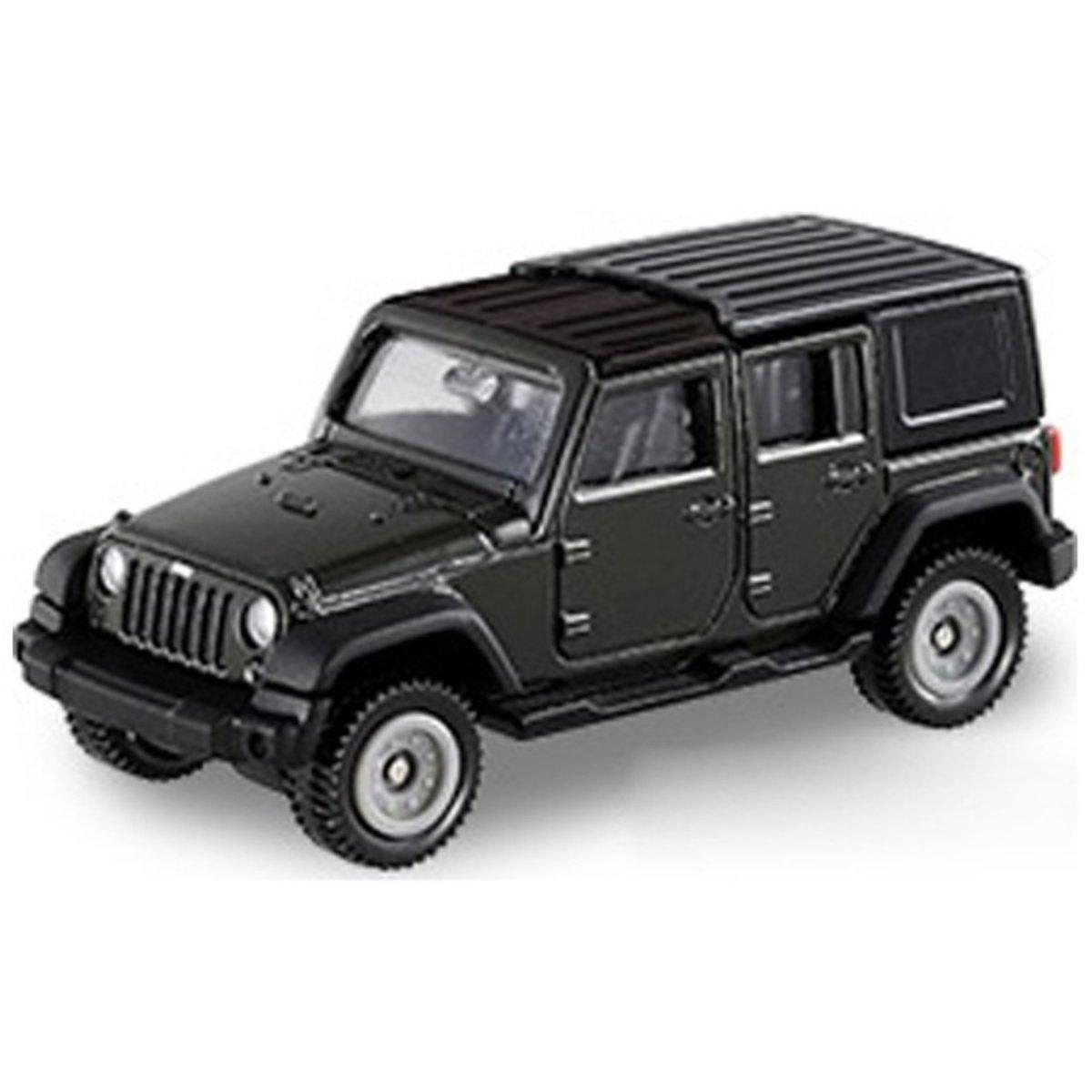 Tomy 80 Jeep Wrangler 1/65
