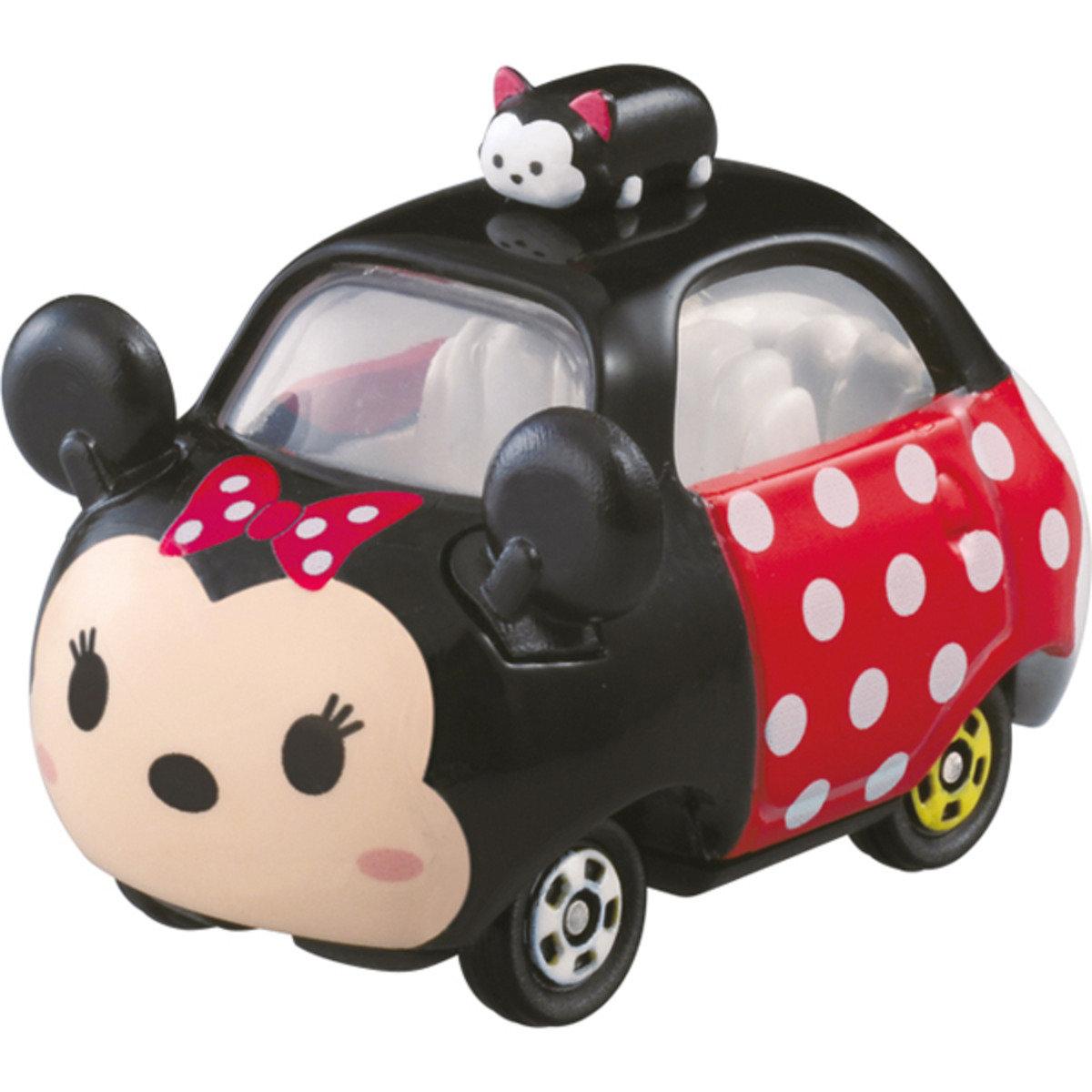 DMT-04 Disney Tsum Tsum Minnie Mouse Tsum Top