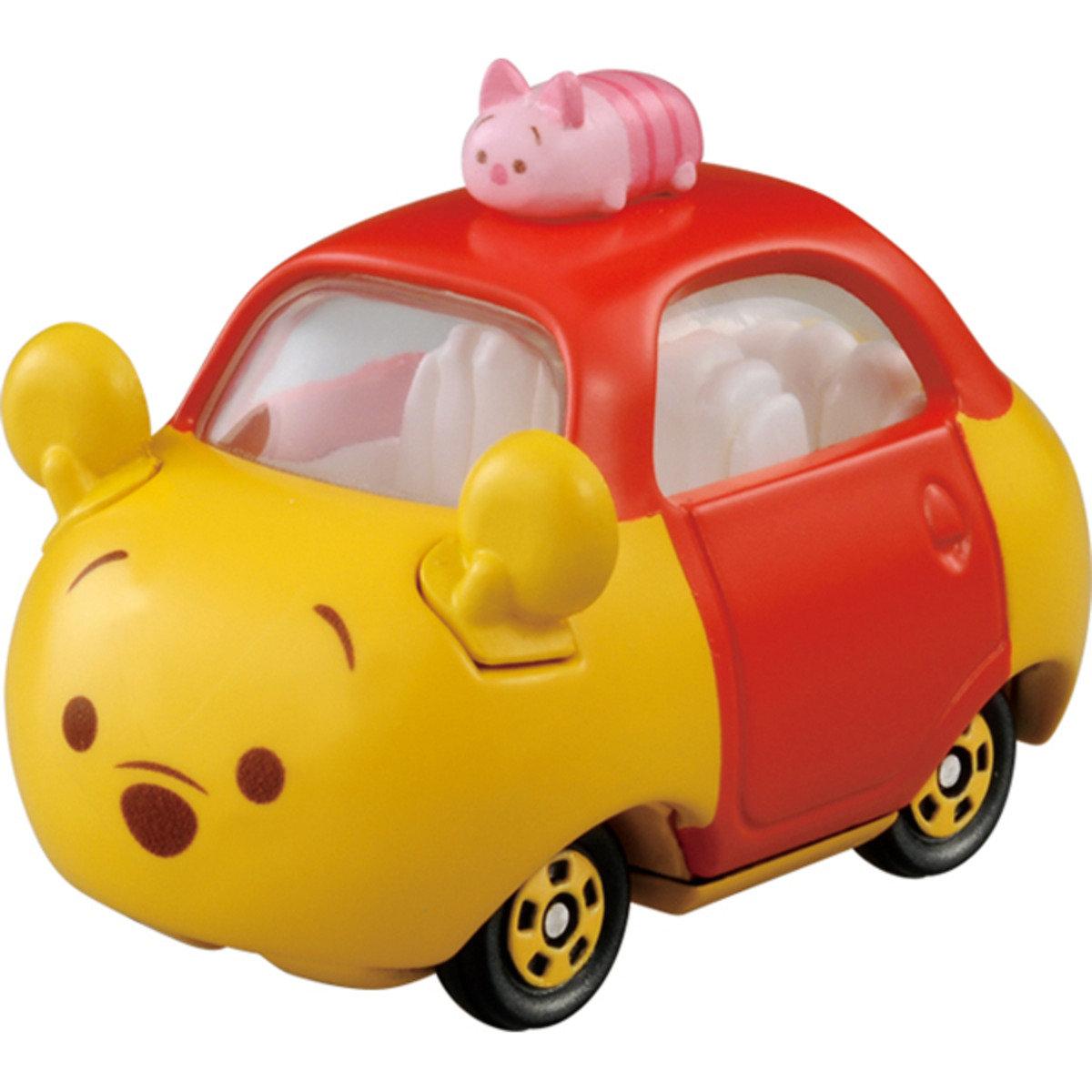 DMT-05 Disney Tsum Tsum Winnie the Pooh Tsum Top
