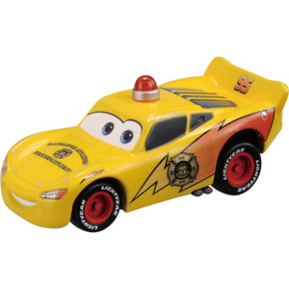 Disney Pixar Cars C-31 Rescue Go Lightning McQueen