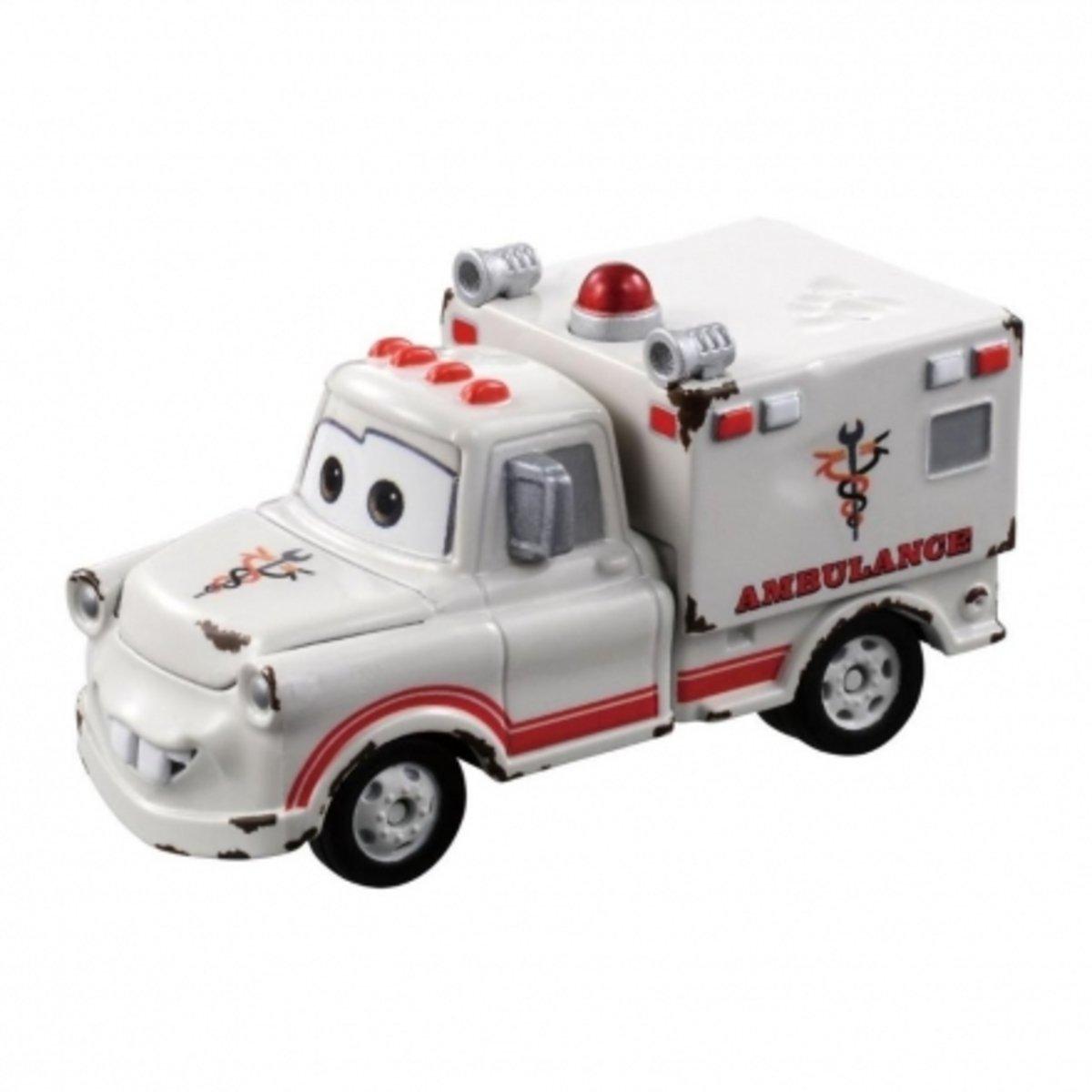 Disney Pixar Cars C-31 Rescue Go Go Ambulance Type