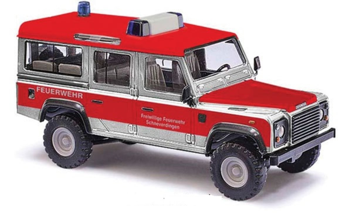 1/87 Land Rover Defender