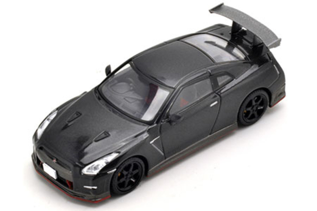 1/64 Nissan GT-R Nismo Nismo N Attack Package Black