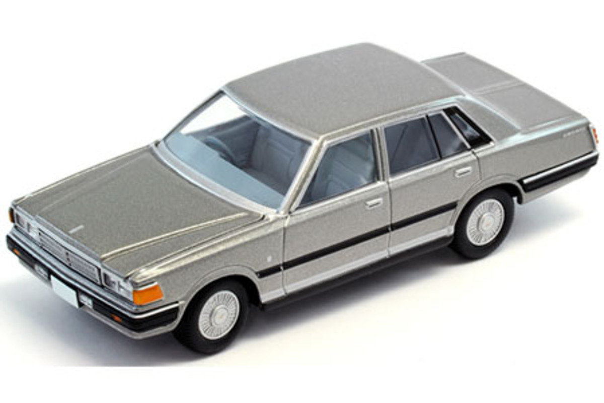 1/64 Nissan Cedric 200E Turbo Grey