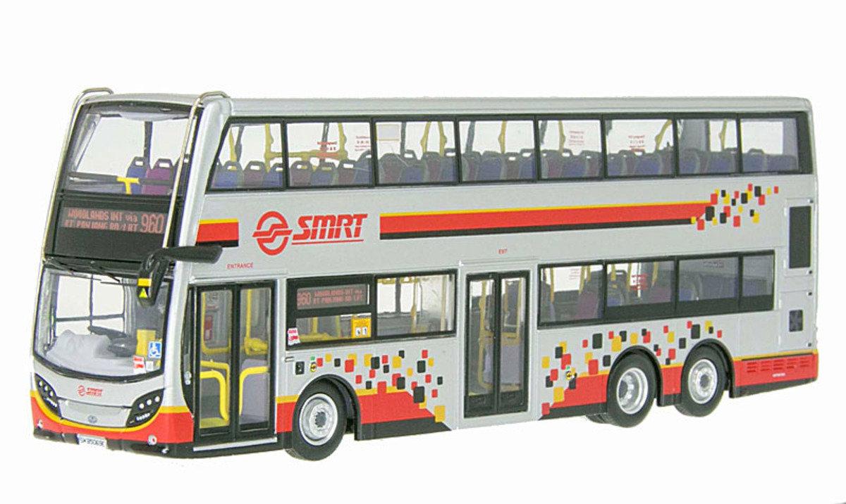 1/76 新加坡SMRT Alexander Dennis Enviro 500 -960