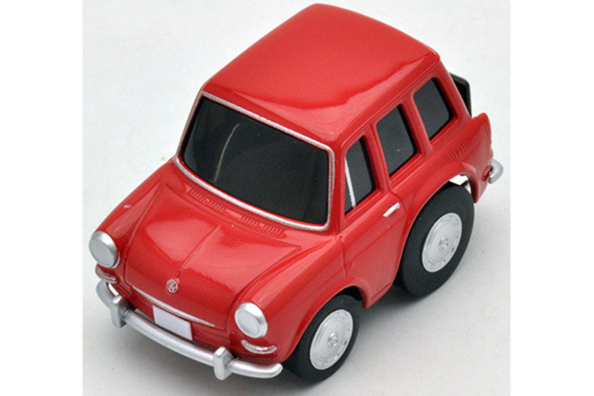 Choro-Q Zero Z-32d VW Type III Variant (Red)