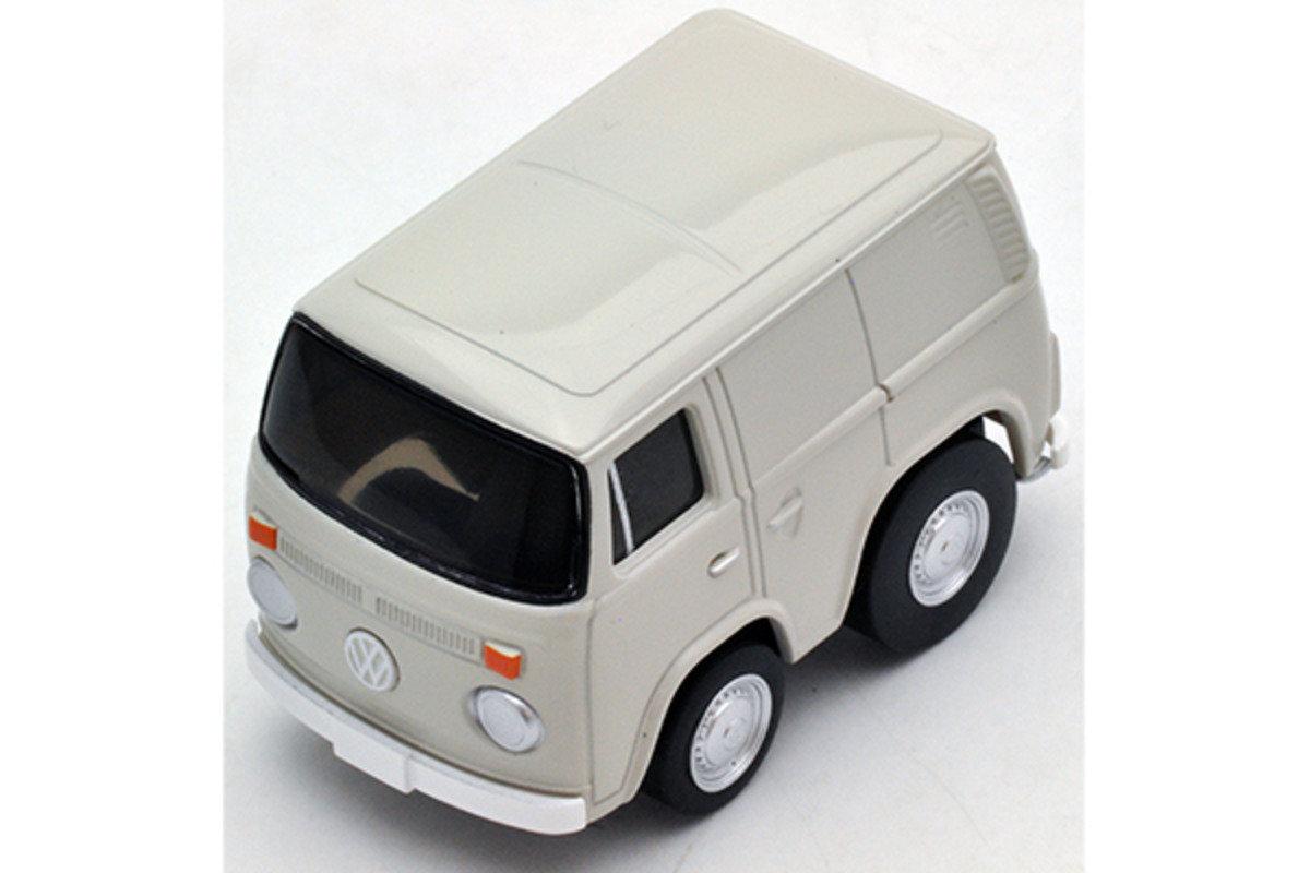 Choro-Q Zero  Z-33d Volkswagen delivery van (Beige)