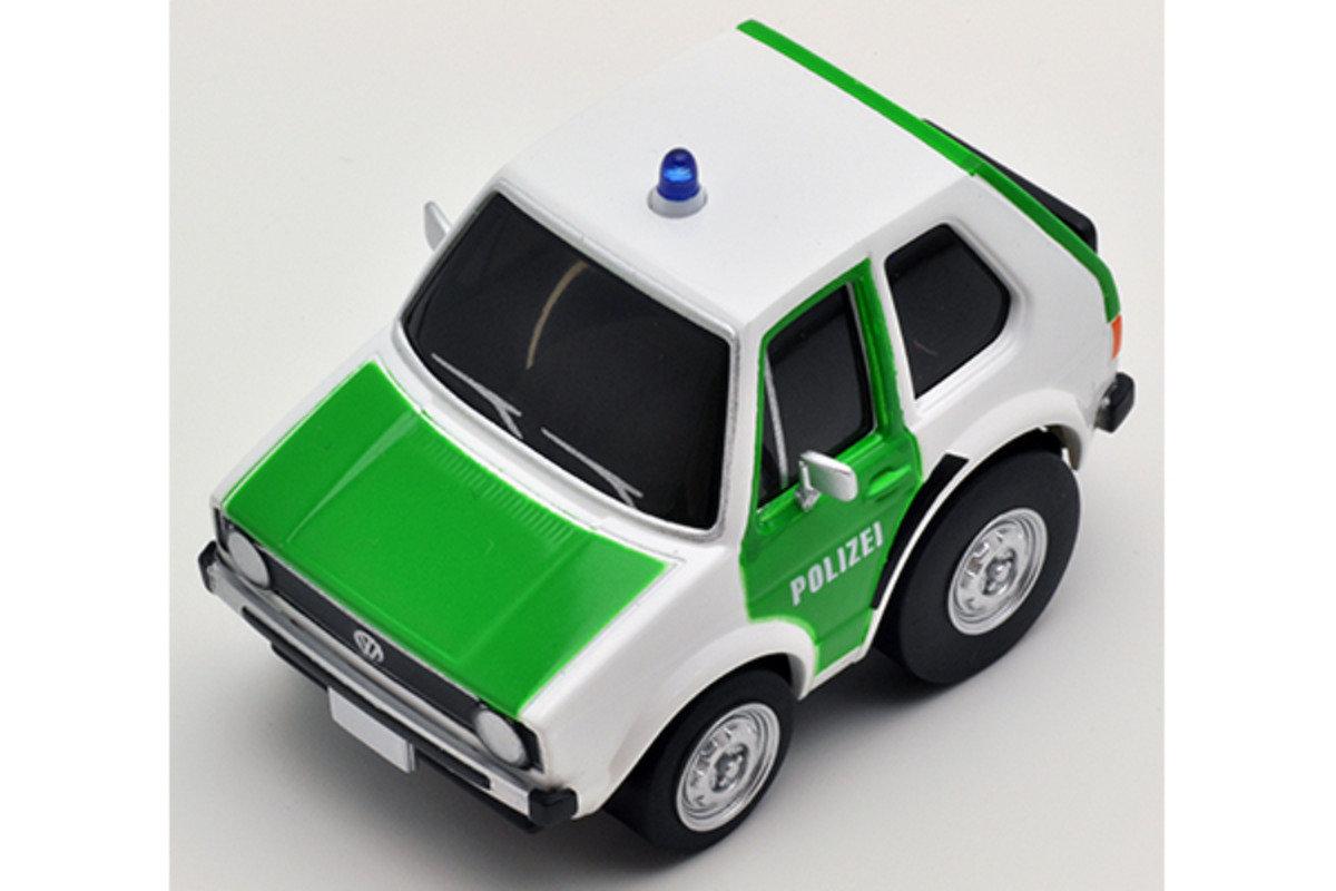 Choro-Q Zero Z-34c VW Golf I police