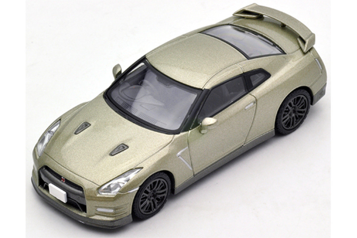 Vintage Neo LV-N117a Nissan GT-R Premium Edition 1/64