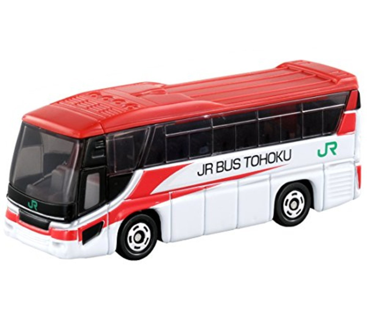 72 Hino S'Elega JR bus Tohoku Komachi Colour 1/156