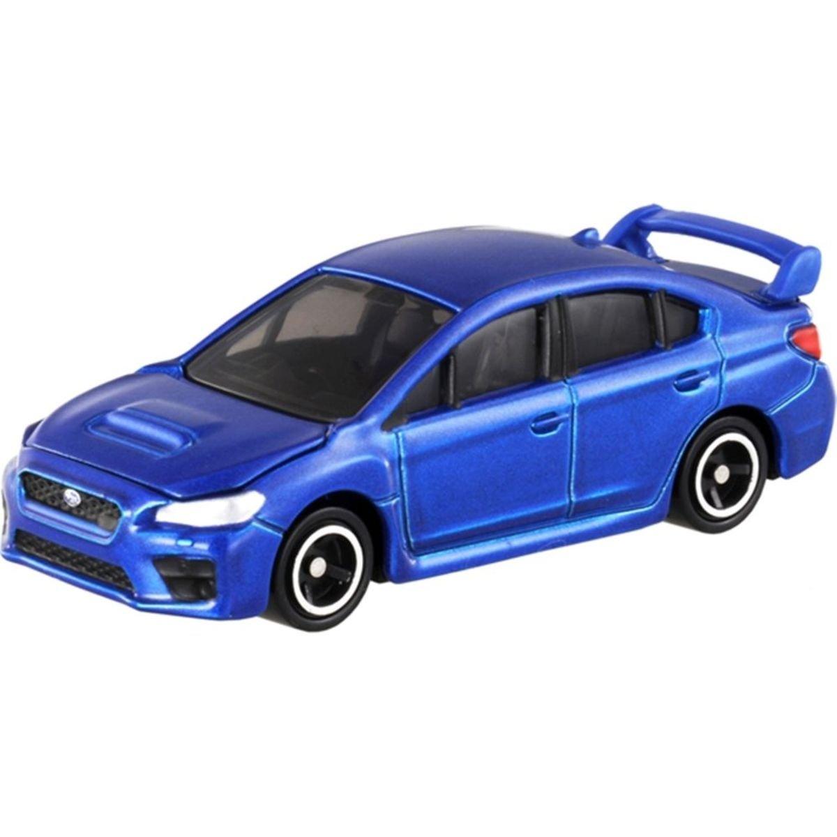 Tomy 112 Subaru WRX STI Type S Blue 1/62