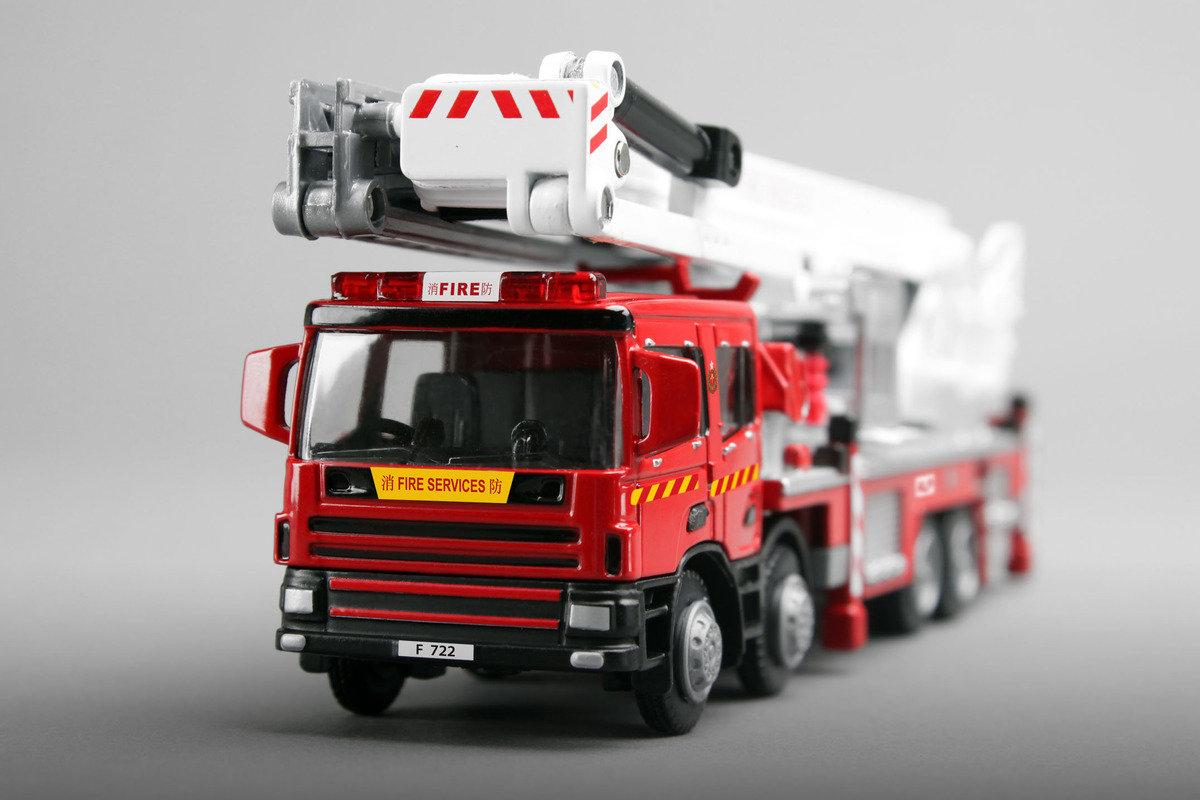 DX1 消防雲梯車