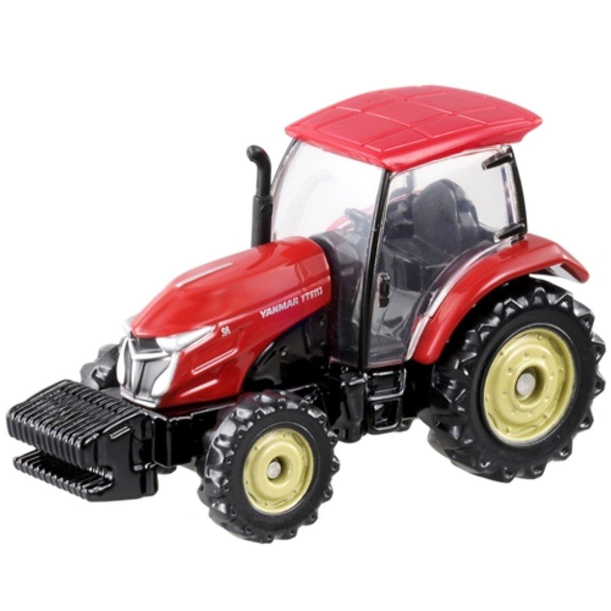 Tomy 83 Yanmar Tractor YT5113 1/76