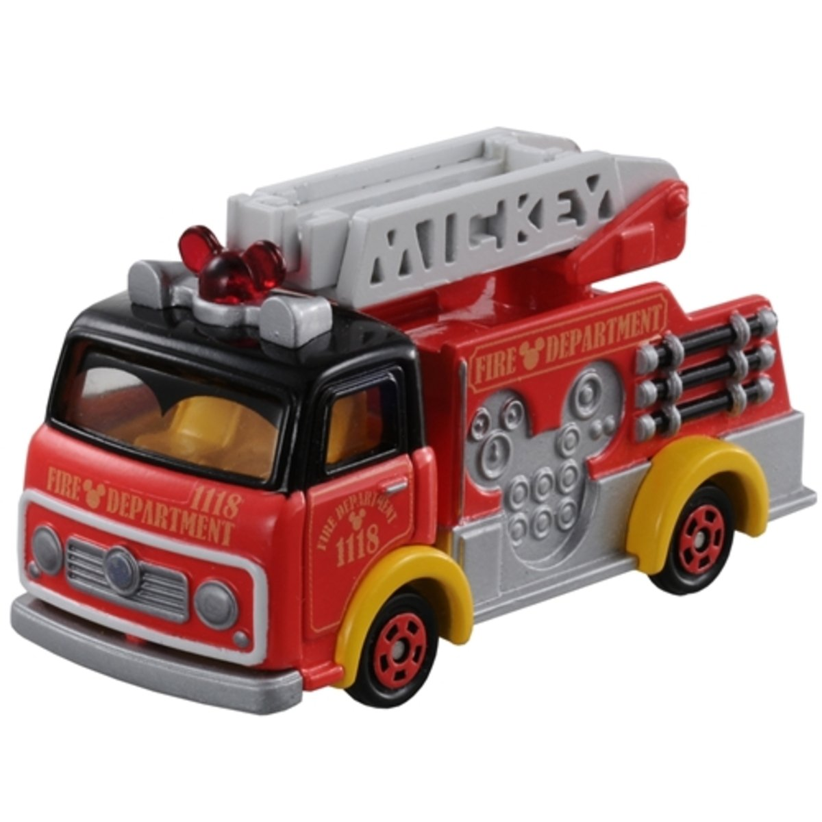 Disney Motors DM-17 MICKEY MOIUSE FIRE TRUCK