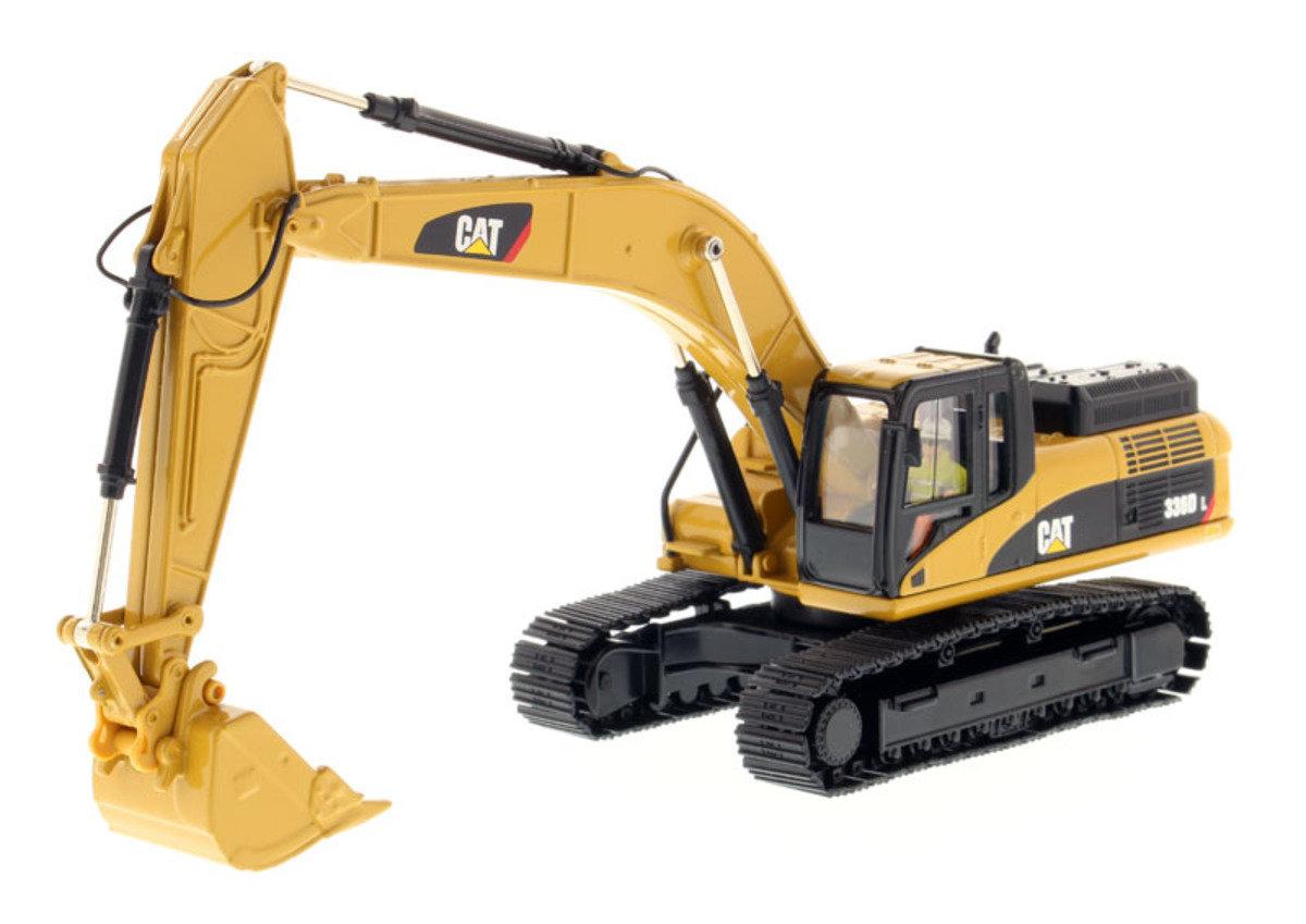 1:50 336D L Hydraulic Excavator