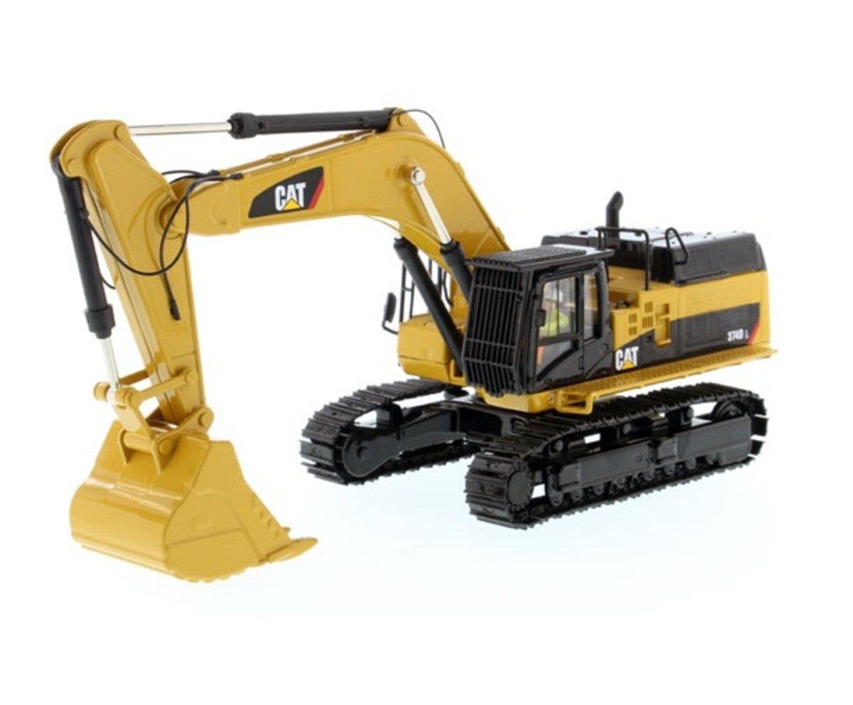 1:50 374D L Hydraulic Excavator