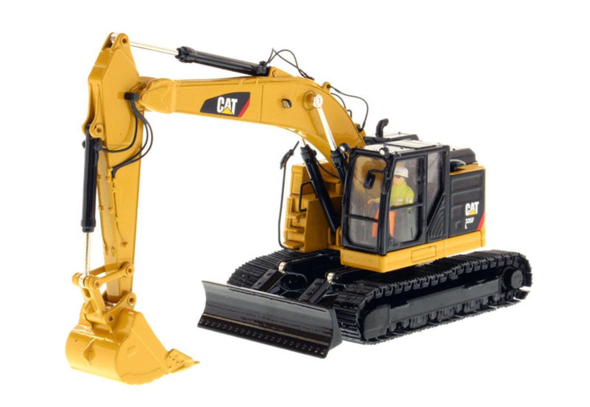 1:50 335F L CR Hyudraulic Excavator