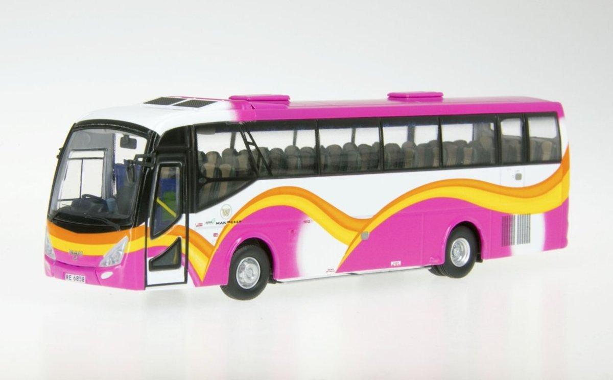 1/76 Kwoon Chung Bus MAN A91 (Trans-Island)
