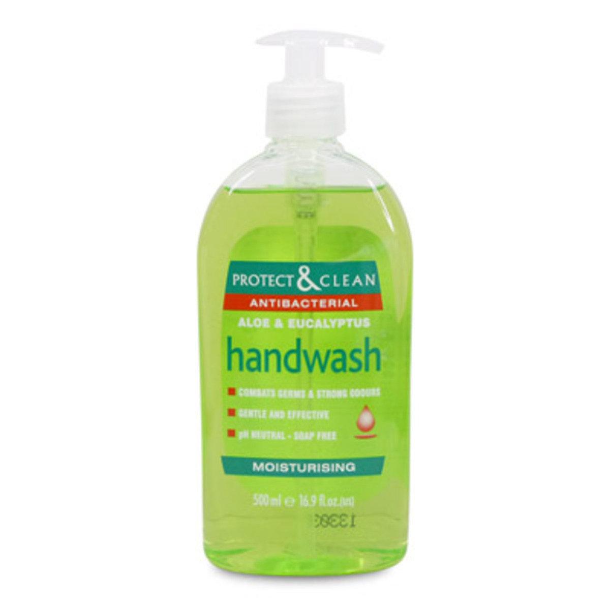 抗菌洗手液- 蘆薈