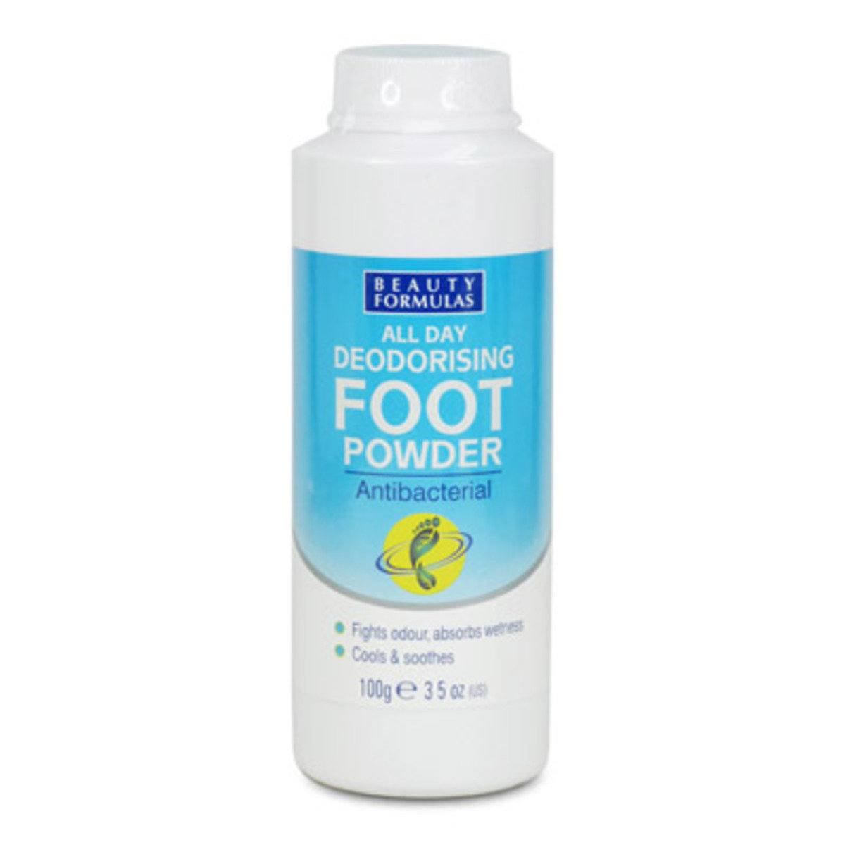 防臭潔足粉