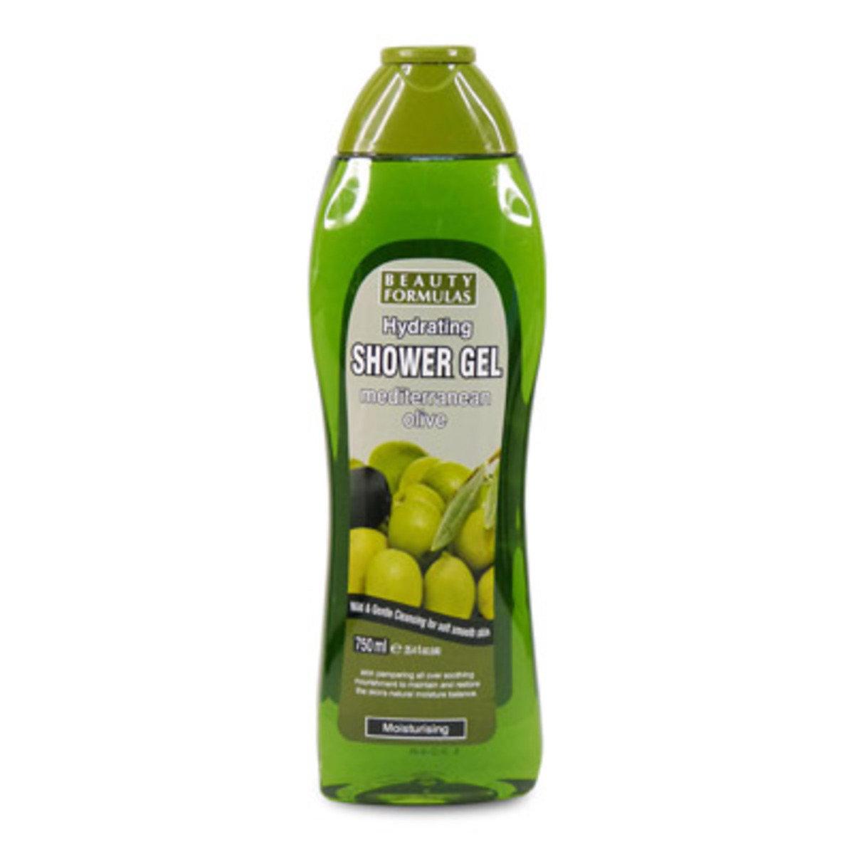 地中海橄欖油保濕沐浴露